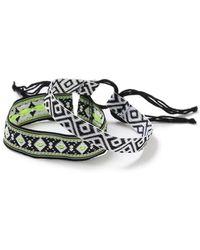 TOPMAN - Festival Bracelet Pack - Lyst