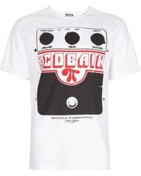 Amplified - White Kurt Cobain Amplifier Print T-shirt* - Lyst