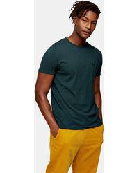Lee Jeans Ultimate Pocket T-shirt - Green
