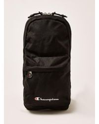 Champion - Black Cross Body Bag - Lyst