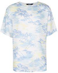 Jaded - Blue Hawaii T-shirt* - Lyst