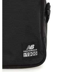 New Balance - Black Cross Body Bag - Lyst