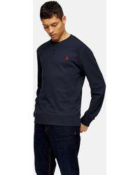 U.S. POLO ASSN. U.s. Polo Assn.sweatshirt - Blue