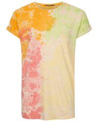 Jaded - Multicoloured Tie-dye Pocket T-shirt* - Lyst