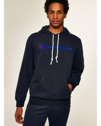 Champion - 'corporate' Hoodi - Lyst
