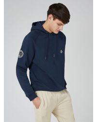Jog On - Navy Premium Hoodie - Lyst