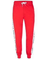 Jog On | Red Joggers* | Lyst