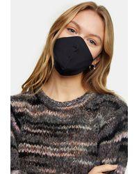 TOPSHOP Fashion Face Mask - Black