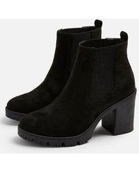 00c13d4b6eb Byronunit Boots - Black
