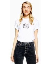 TOPSHOP - Shih Tzu T-shirt - Lyst
