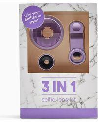 TOPSHOP 3 In 1 Lens - Purple