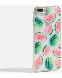 Skinnydip London Watermelons Shock Case - Multicolor