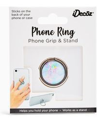 TOPSHOP Phone Ring Opal - Multicolor