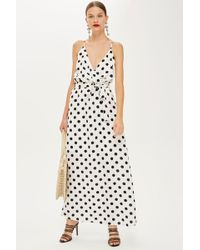 Oh My Love - Wrap Maxi Dress By - Lyst