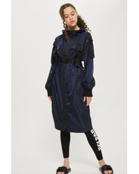 Ivy Park - Harnessed Coat By - Lyst
