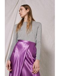 TOPSHOP - Lycoell Top By Boutique - Lyst