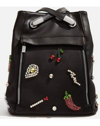 Skinnydip London - lara Backpack By Skinnydip - Lyst