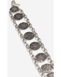 TOPSHOP - Coin Bracelet - Lyst