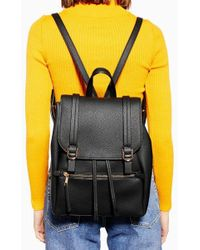 3720639fd558 Lyst - Women s TOPSHOP Backpacks Online Sale