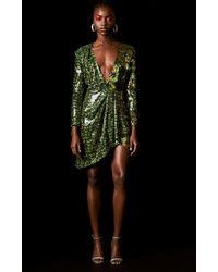 TOPSHOP - Sequin Dress By X Halpern - Lyst