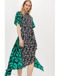 TOPSHOP - elastic Shard Dress By Boutique - Lyst