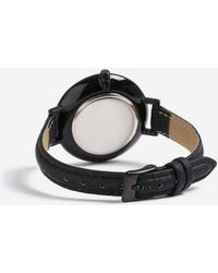 TOPSHOP - black Watch By Freedom At - Lyst