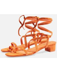 TOPSHOP - Fable Strappy Sandals - Lyst