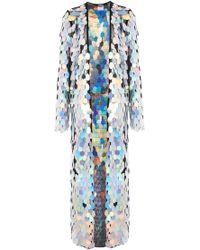 Jaded London | Festival Sequin Kimono By | Lyst