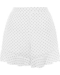 Oh My Love - Spot Print Shorts By - Lyst