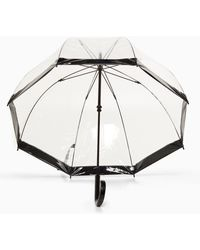 TOPSHOP - Birdcage Tpu Umbrella - Lyst