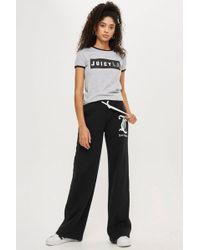 Juicy Couture - Wide Leg Trousers By Juicy La - Lyst