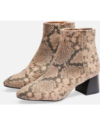 e8ab5d4c890a Women's TOPSHOP Heel and high heel boots On Sale