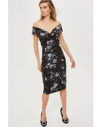 TFNC London - edna Midi Dress By - Lyst