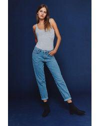 TOPSHOP - Bleach Hayden Boyfriend Jeans - Lyst