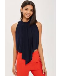 Love - Waterfall Top By - Lyst