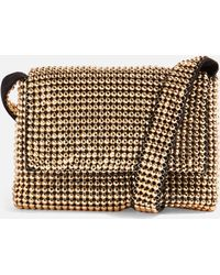 Lyst - TOPSHOP Duffle Bag By Jw Anderson For Topshop in Natural 09ed6f72801c4