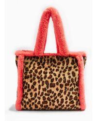 Adidas Originals Leopard Shopper Bag