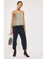 Native Youth | Pleated Hem Trousers By | Lyst
