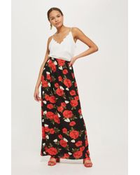 Oh My Love - Printed Maxi Skirt By - Lyst