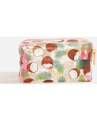 TOPSHOP - Coco Make Up Bag By Skinnydip - Lyst