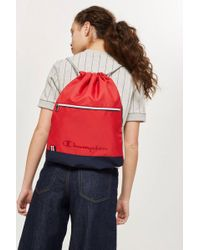 Champion - Drawstring Backpack By - Lyst
