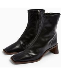 0498d2361b0 Ajasock Boots - Black
