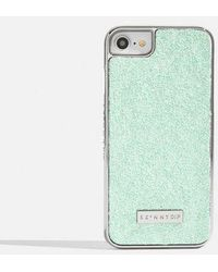 Skinnydip London - Sparkle Iphone 6/6s/7 & 8 Case By Skinnydip - Lyst