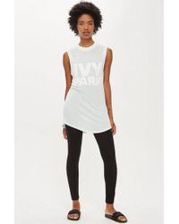 Ivy Park - Logo Tank Top By - Lyst