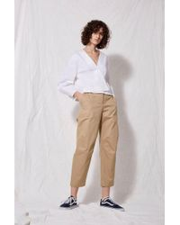 TOPSHOP - Utility Trousers By Boutique - Lyst