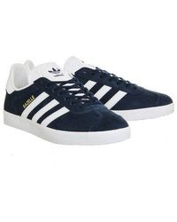 ee30d47450e adidas Gazelle Trainers By Originals in Pink - Lyst