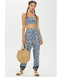 Band Of Gypsies - Printed Jogging Bottom By - Lyst