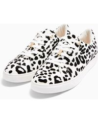 TOPSHOP Cabo Low Top Sneaker - White