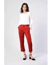 Glamorous - cord Peg Trousers By - Lyst