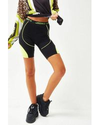 Jaded London - panelled Cycling Shorts By - Lyst